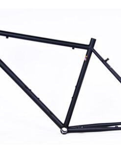 เฟรมจักรยานทัวร์ริ่ง Solu Wayfarer 2in1 (V brake and Disc brake) Reynolds 725-2