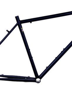 เฟรมจักรยานทัวร์ริ่ง Solu Wayfarer 2in1 (V brake and Disc brake) Reynolds 725