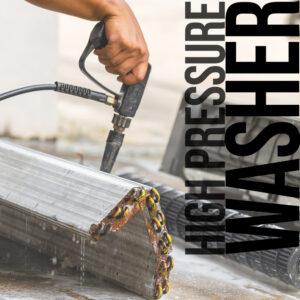 High Pressure Washer(ปั๊มอัดฉีดน้ำแรงดันสูง)