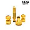Raco Eepert ชุดข้อต่อทองเหลืองพร้อมที่ฉีดน้ำ RT55058B คุณภาพสูง