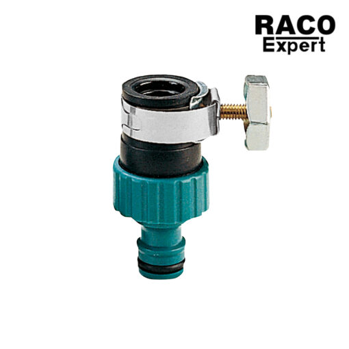 Raco ข้อต่อก็อกน้ำพร้อมแคลมป์รัด RT55223C