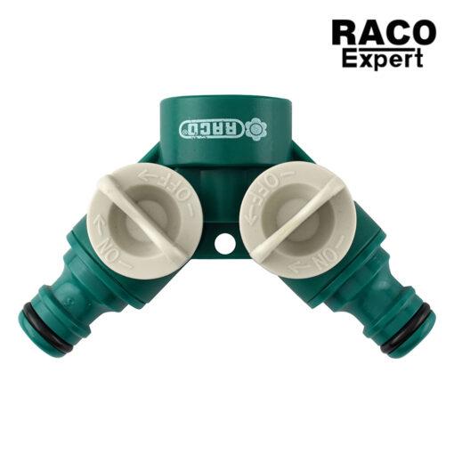 Raco ข้อต่อก๊อกน้ำ 2 ทางแบบมีวาล์ว RT55255C