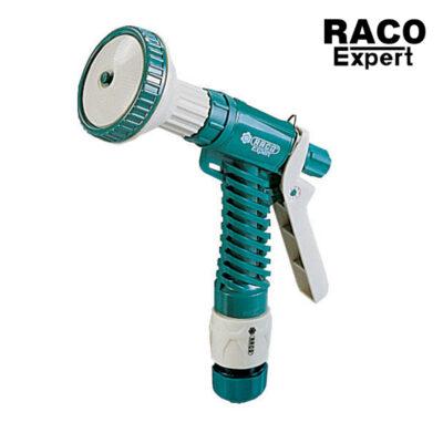 Raco ปืนฉีดน้ำฝักบัวปรับระดับได้พร้อมข้อต่อ RT55/517C อุปกรณ์จัดสวน