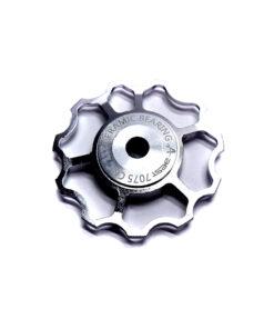 ลูกรอกจักรยาน AEST Jockey Wheel สีเทา