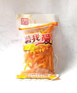 มันหวานเส้น Sweet Potato มันส้ม ทำจากมันหวานแท้ๆ รสชาติหวานอร่อย