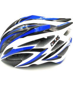 หมวกจักรยาน CANAS HELMET สวย เท่ห์ บาดใจ สำหรับนักปั่นสาย Road หรือ MTB สายซิ่ง Size L.XL รอบหัว(59-62 Cm) สีน้ำเงิน