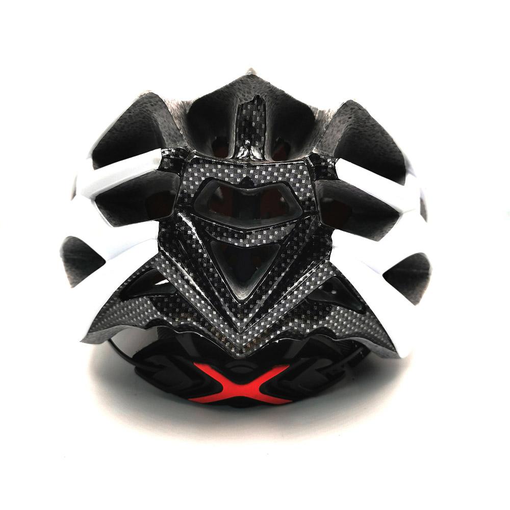 หมวกจักรยาน CANAS HELMET สวย เท่ห์ บาดใจ สำหรับนักปั่นสาย Road หรือ MTB สายซิ่ง Size L.XL รอบหัว(59-62 Cm) สีขาว