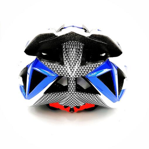 หมวกจักรยาน CANAS Adventure นักปั่น Touring MTB SizeL/XL สีน้ำเงิน